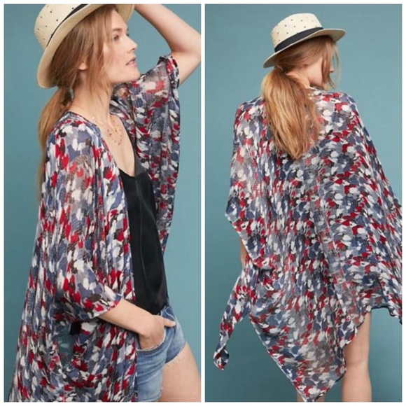 Beautiful  Kimono Wrap Cardigan Style Shawl